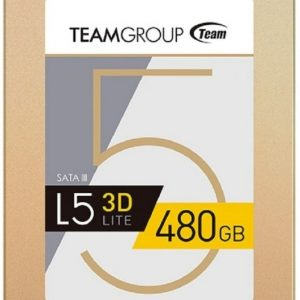 Disco Duro Solido TeamGroup 480 GB